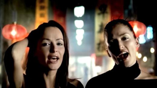 The hardest day - Alejandro Sanz & The Corrs. Vídeoclip