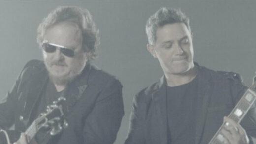 Un Zombie a la intemperie - Alejandro Sanz ft. Zucchero. Vídeoclip