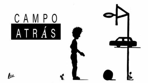 Campo Atrás. Cortometraje español documental de Iris Costalago Roura