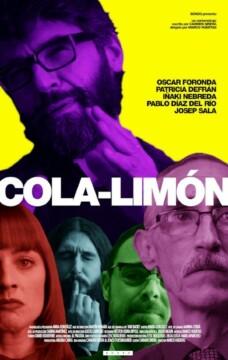 Cola-Limon corto cartel poster