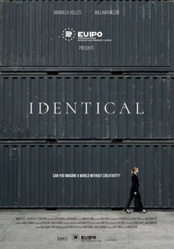 Ipdentical corto cartel poster