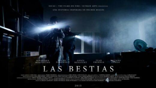 Las bestias. Cortometraje de acción y terror de Marcos Huertas