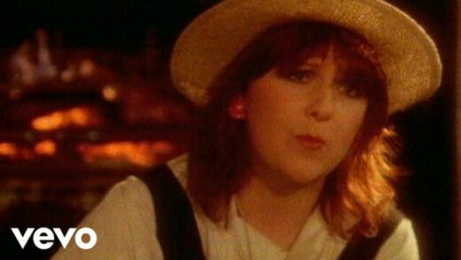 Moonlight Shadow - Mike Oldfield ft. Maggie Reilly. Videoclip oficial
