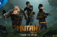 Mutant Year Zero: Road to Eden – Cinematic Reveal Trailer | PS4