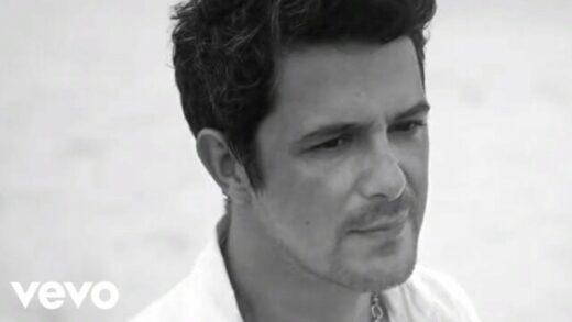 No me compares - Alejandro Sanz. Vídeoclip del artista español