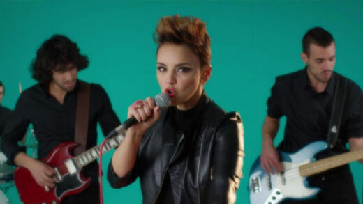 Soy Humana - Chenoa. Videoclip de la artista española
