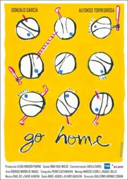 Go home corto cartel poster