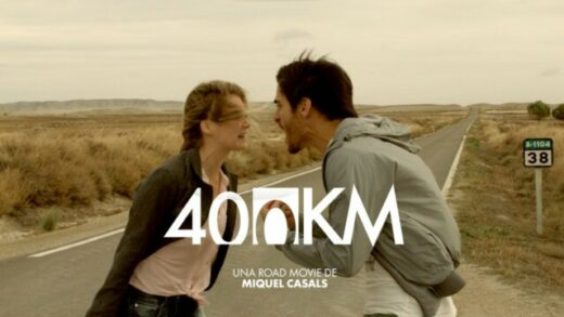 400 km. Cortometraje y Road Movie experimental de Miquel Casals