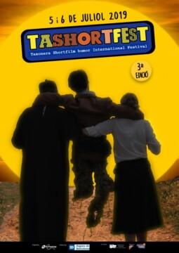 Spot del TASHORTFEST 2019