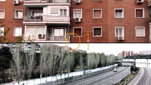 Confinados en Madrid. Cortometraje español de Josemari Martínez
