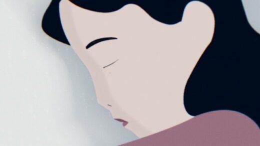 Desert. Cortometraje danés de animación de Sofia Pashaei