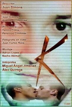 K corto cartel poster