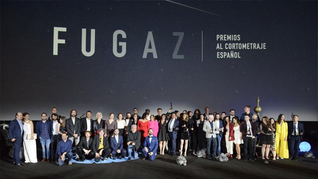 Gala final y Palmarés de Los Premios Fugaz 2019