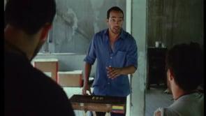 El extra. Cortometraje y drama sobre inmigración de Alberto Pernet