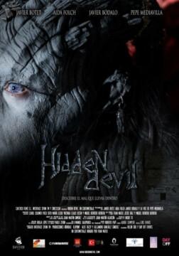 Hidden Devil corto cartel poster