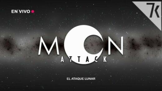 Moon Attack. Cortometraje español de animación de Ruslan Fajardo