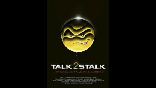 Talk2Stalk. Cortometraje español de Javier Chavanel
