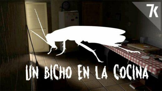 Un bicho en la cocina - Las Cucarachas. Cortometraje de animación