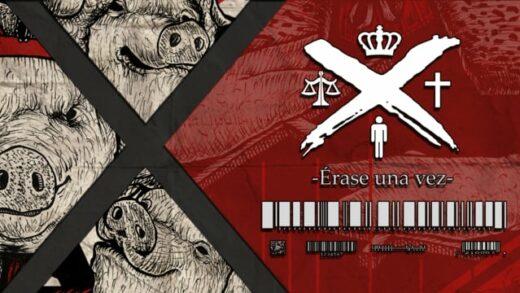 X Érase una vez. Cortometraje español de terror y ciencia ficción