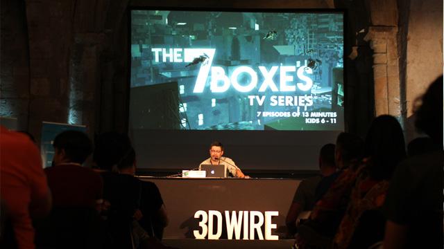 La 11ª Edición de 3D Wire abre su convocatoria de proyectos de animación, videojuegos, transmedia y webseries