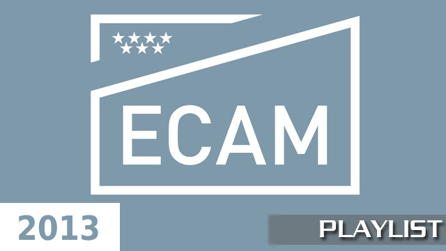 ECAM 2013. Cortometrajes online de alumnos de tercer curso 2013