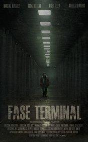 Fase terminal corto cartel poster