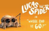 Lucas la araña – ¿A dónde se fue?. Corto de animación Joshua Slice