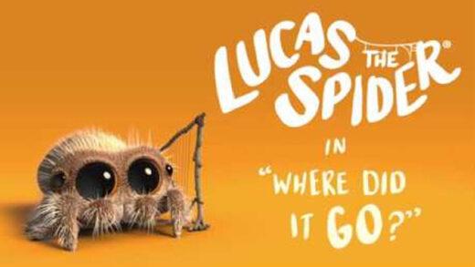 Lucas la araña - ¿A dónde se fue?. Corto de animación Joshua Slice