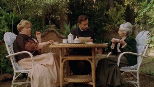 Té i fantasmes. Cortometraje y comedia española de Sintu Amat
