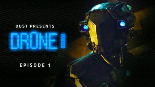 DR0NE: Episodio 1. Webserie de ciencia ficción de Robert Glickert