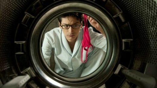 La lavadora. Cortometraje español de ciencia ficción y romance
