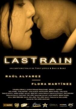 lastrain corto cartel poster