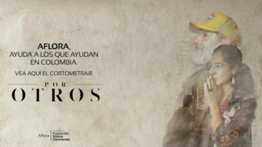 Por otros. Cortometraje de Aflora, programa Fundación Bolívar Davivienda