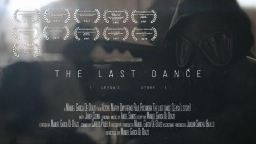 The last dance. Cortometraje de Manuel García de Otazo