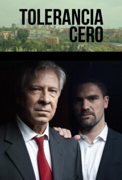 Tolerancia cero corto cartel poster
