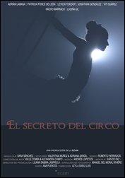 El secreto del circo corto cartel poster