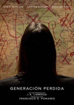 Generación perdida corto cartel poster