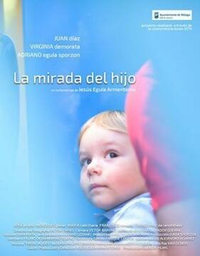 La mirada del hijo corto cartel poster