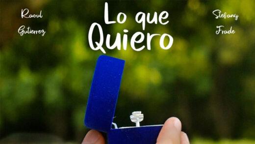 Lo que quiero. Cortometraje y drama venezolano de Daniel I Golina R