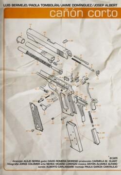 Cañón corto cartel poster