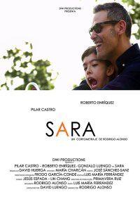 Sara corto cartel poster