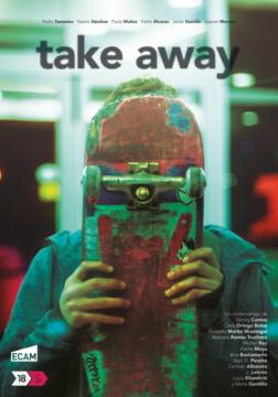 Take away corto cartel poster