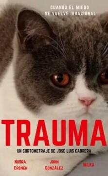 Trauma corto cartel poster