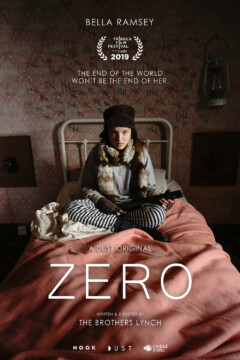 Zero corto cartel poster