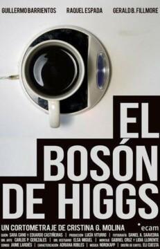 El bosón de Higgs corto cartel poster