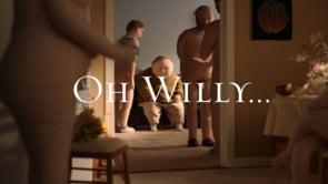 Oh Willy.... Cortometraje y drama de animación para adultos