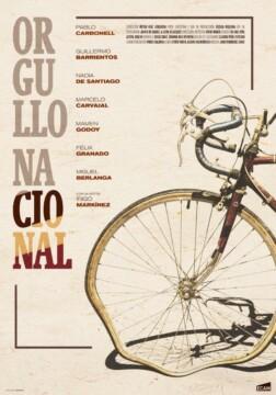 Orgullo nacional corto cartel poster