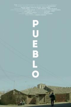 Pueblo corto cartel poster
