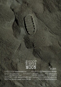 Shoot for the Moon corto cartel poster