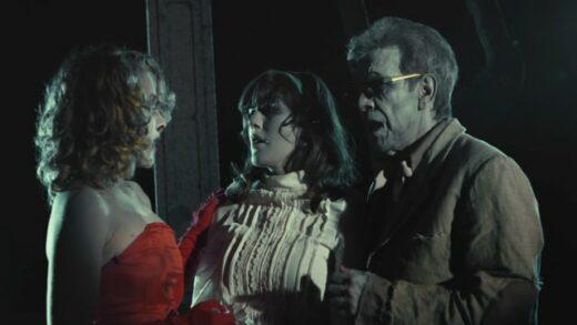 Son dos días. Cortometraje y comedia de terror de Andrés Lopetegui